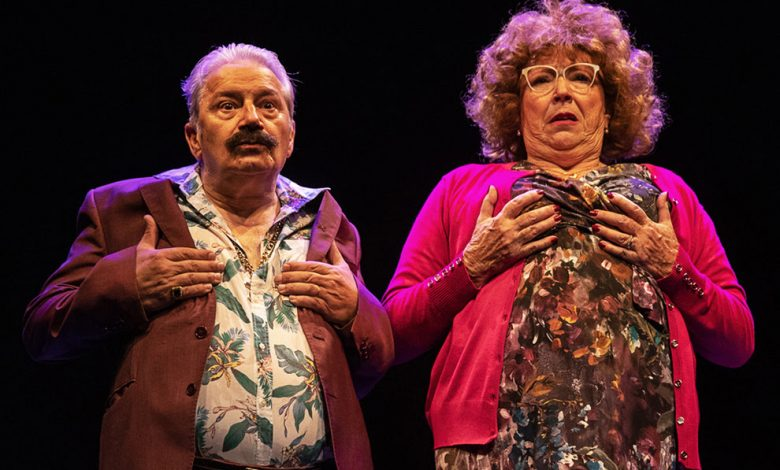 Photo of Casal da Treta returns to Teatro Villaret on September 25