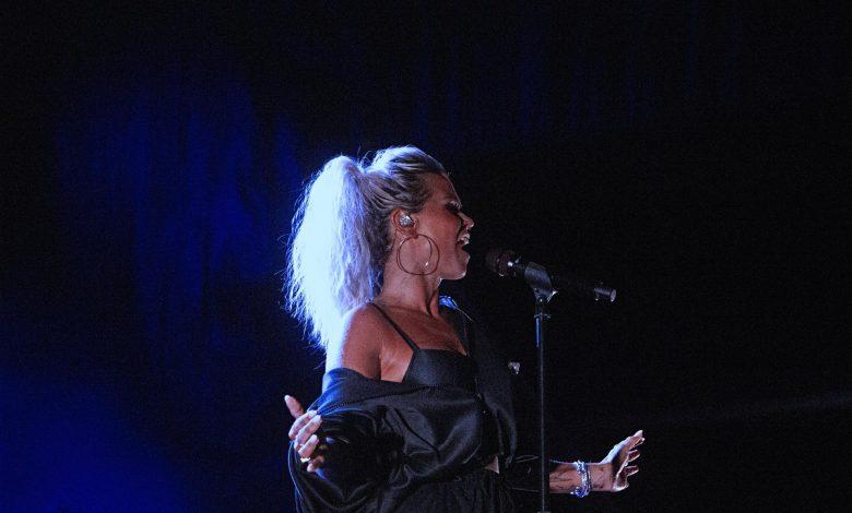 """Photo of Aurea at """"Noites F"""" in Faro"""
