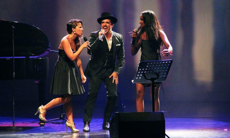 Photo of [GALLERY] Sissi Martins, Soraia Tavares and Ruben Madureira with a fantastic concert at Casino Estoril
