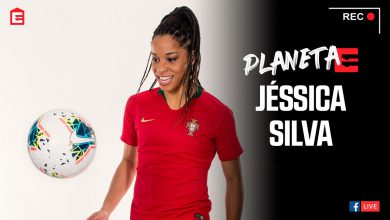 Photo of Jessica Silva in an exclusive interview with Eleven Sports