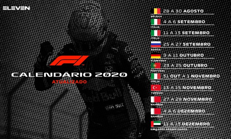 Photo of Confirmed 4 more Formula 1 GPs in the World Cup calendar