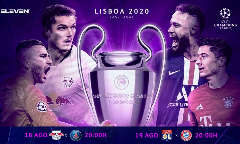 Photo of Champions League in Lisbon brings record audience to Eleven Sports