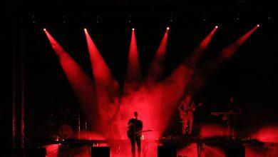 """Photo of Fernando Daniel's """"Presente"""" tour started at Festival F, in Faro"""