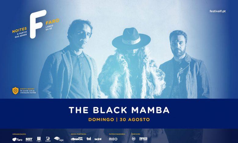 Photo of The Black Mamba   Noites F