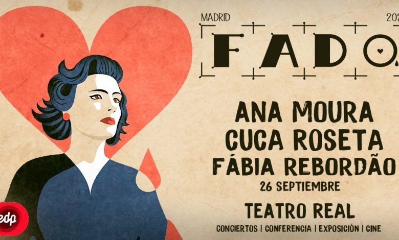 Photo of Fado Festival Madrid | Teatro Real