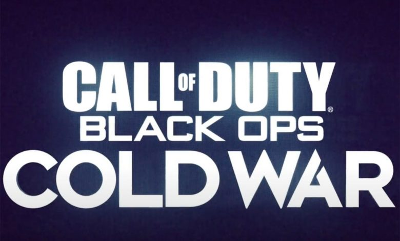 Photo of The new Cold War-based Call of Duty has been revealed