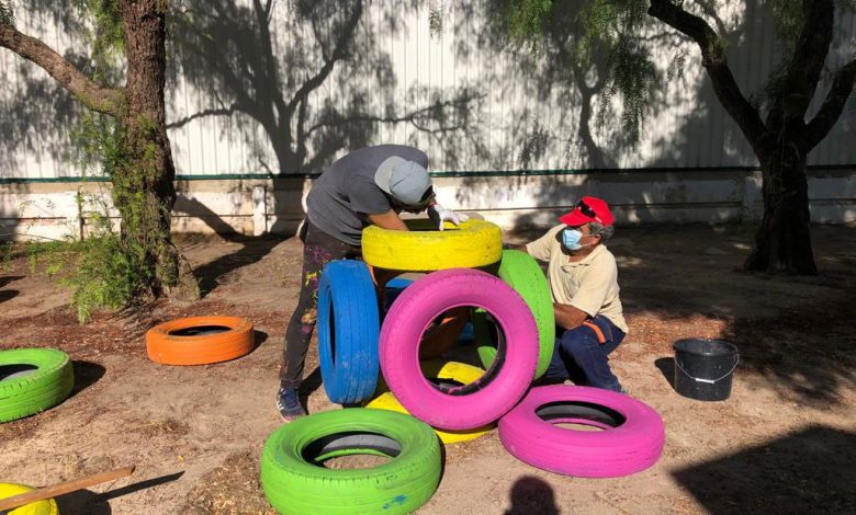 Photo of São Brás has a new project that brings together young people and the Municipality to help children