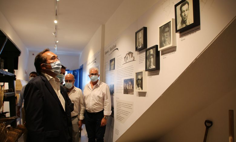 Photo of Municipality of São Brás de Alportel inaugurated the EN2 Memory House