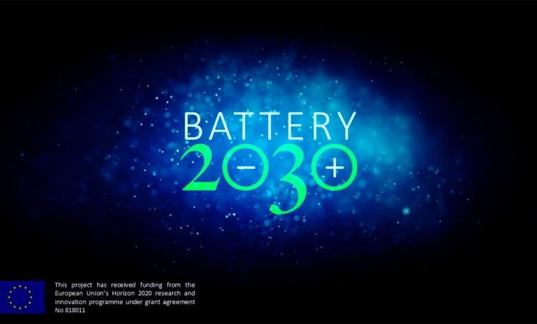 Photo of European initiative 'Battery 2030+' wants to create sustainable batteries