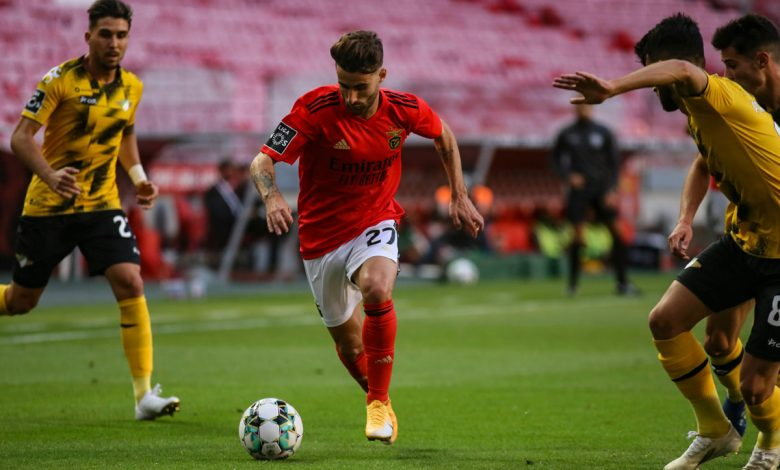 Photo of Benfica beat Moreirense in Luz