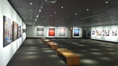"""Photo of Collective exhibition """"5 x 4"""" highlighted at Casino Estoril"""