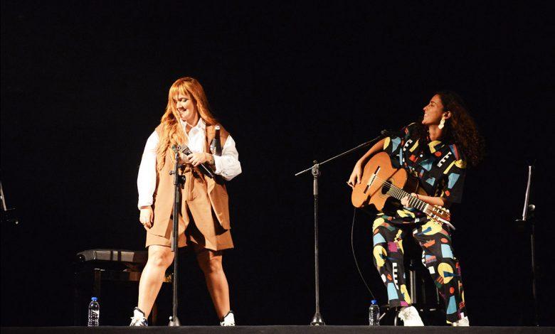Photo of Carolina Deslandes and Maro – Video