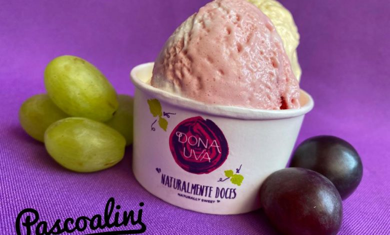 Photo of Dona Uva and Pascoalini launch limited edition ice cream