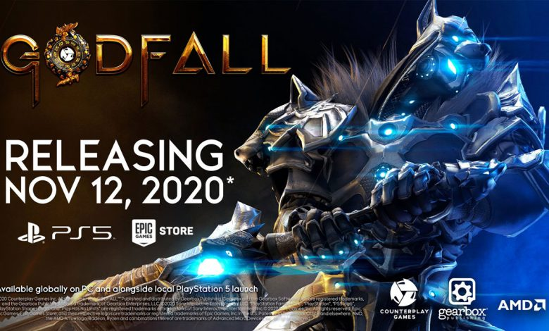 Photo of Godfall confirmed as a PS5 launch title and is releasing in November