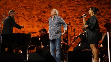 "Photo of ""70 Voltas ao Sol"" was the concert that celebrated Jorge Palma's 70th birthday"