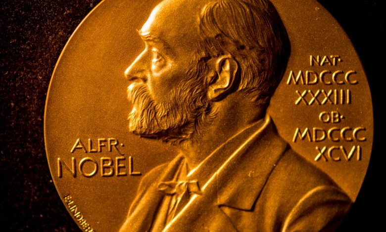 Photo of Nobel Peace Prize announcement and ceremony will be in reduced format