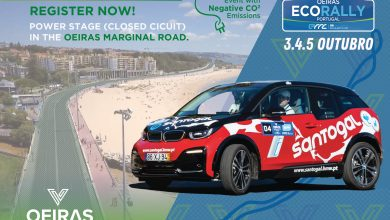 Photo of Oeiras receives electric vehicle rally in October