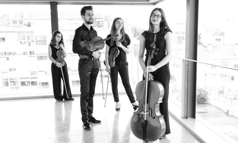 Photo of 'Quarteto Ibérico' at TMJB on September 19th