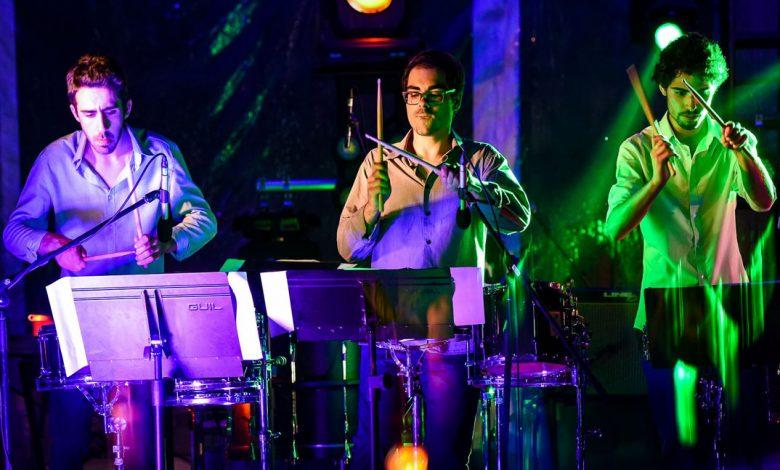 Photo of RePercussion Trio – Peles International Drum Fest (live stream)