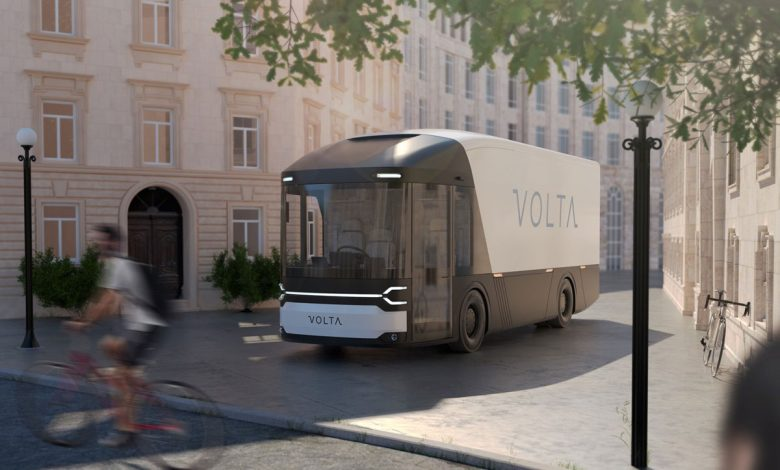 Photo of Volta Trucks launches the 100% electric Volta Zero truck