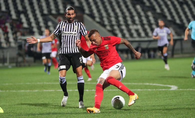 Photo of Benfica loses to Paok and is out of the Champions League