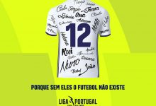Photo of Liga honors fans with the 'Camisola 12' campaign