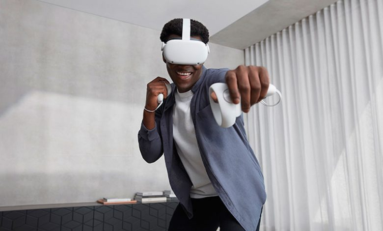 Photo of Oculus Quest 2 officially announced