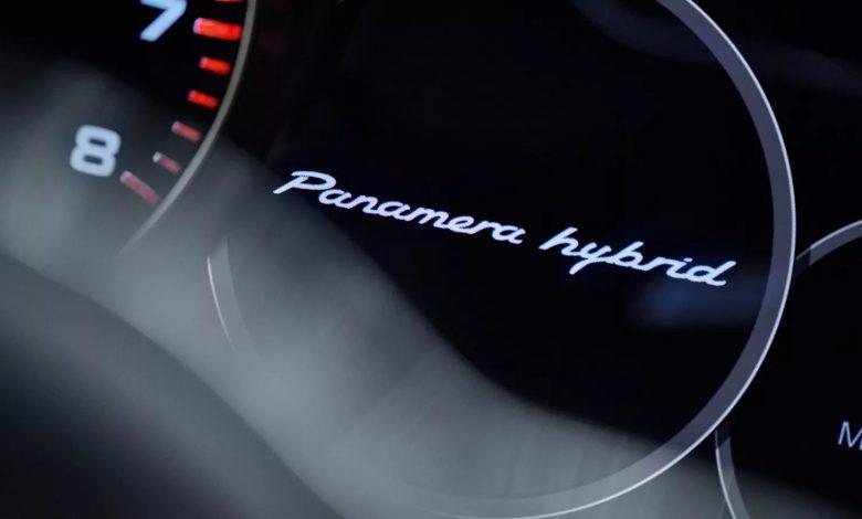 Photo of Panamera has a new hybrid model