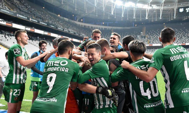 Photo of Rio Ave beat Besiktas on the penalties