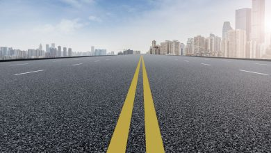Photo of This type of asphalt can absorb air pollution
