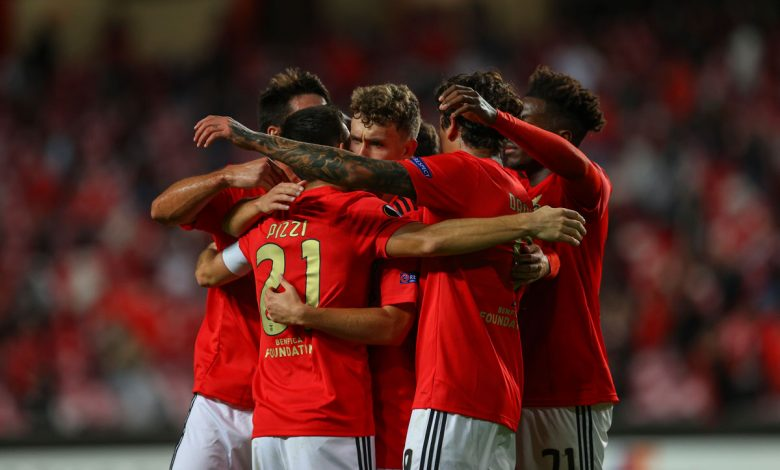 Photo of Benfica beat Standard Liège for the Europa League