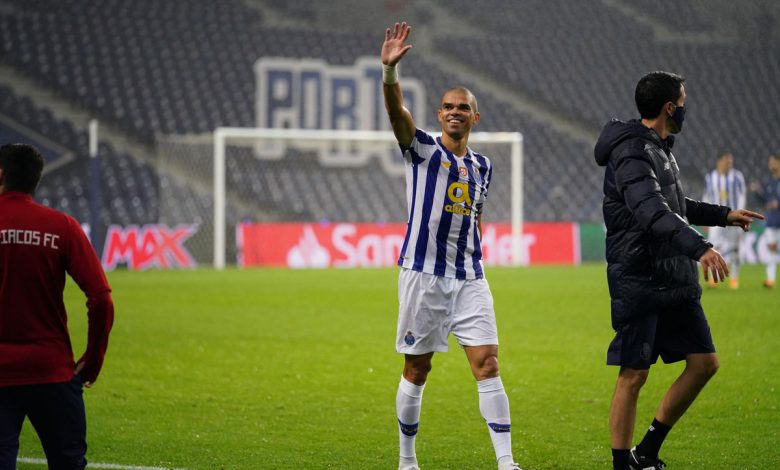 Photo of FC Porto beat Olympiakos for the Champions League