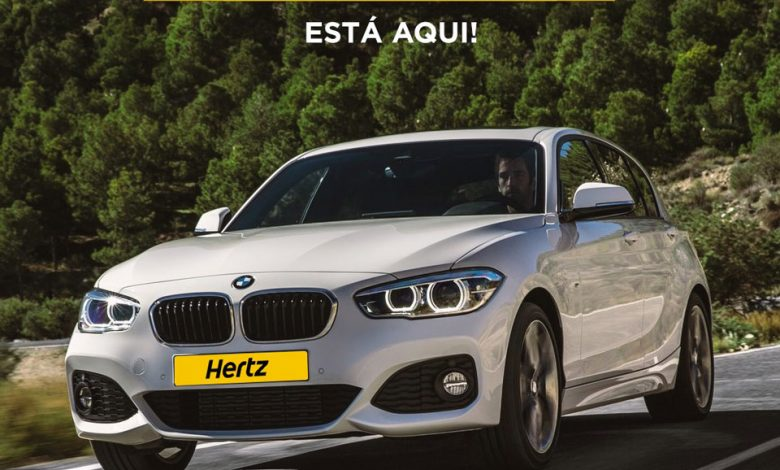 Photo of Hertz launches special campaign with more than 150 cars on display