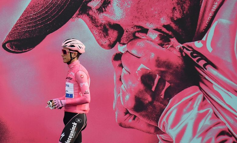 Photo of João Almeida finishes 4th and is the best Portuguese ever in the Giro
