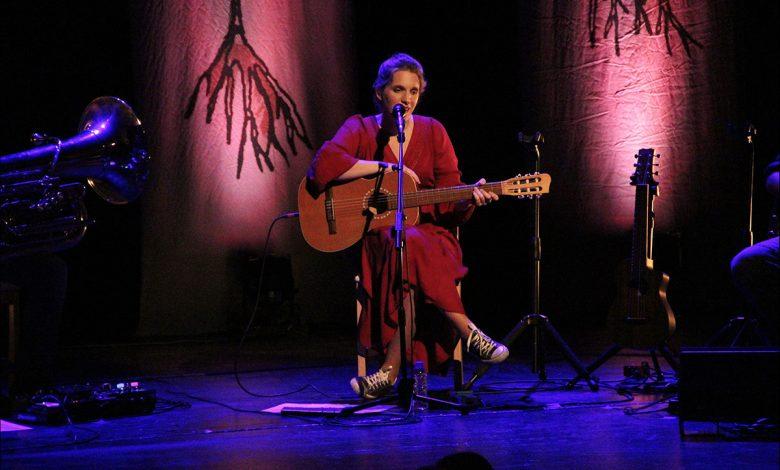 Photo of Luísa Sobral ended the tour of the album 'Rosa' at Teatro da Trindade