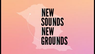 Photo of NewSoundsNewGrounds available on digital platforms