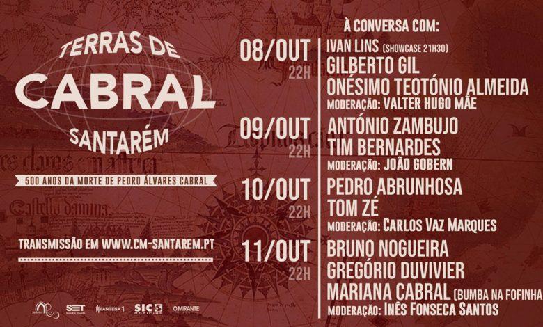 "Photo of ""Por Terras de Cabral"" presents a cycle of conversations that brings Santarém closer to Brazil"