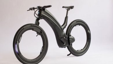 Photo of Reevo is new the electric bike without hubs and spokes