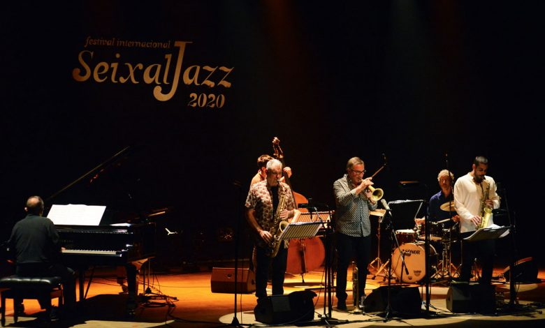 Photo of SeixalJazz opens with the Lisbon Jazz Sextet