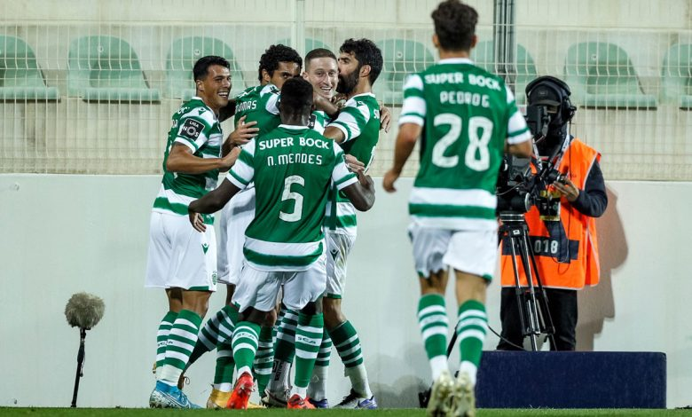 Photo of Sporting defeated Portimonense 2-0