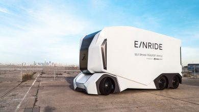 Photo of T-Pod is the new truck that doesn't need a driver