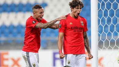 Photo of Benfica beat Lech Poznan in Poland