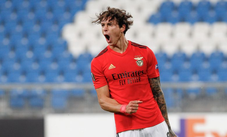 Darwin Núñez in the best eleven of the first round of the Europa League – portugalinews the best news