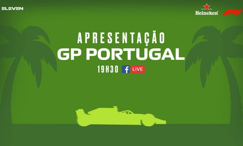 Photo of Today is the presentation of the F1 GP of Portugal