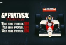 Photo of Historical Grand Prix of Portugal at Eleven
