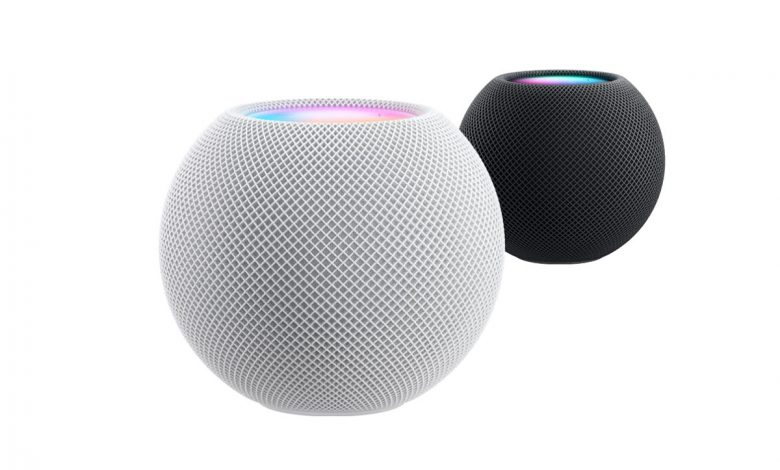 Photo of Apple confirms the HomePod mini column