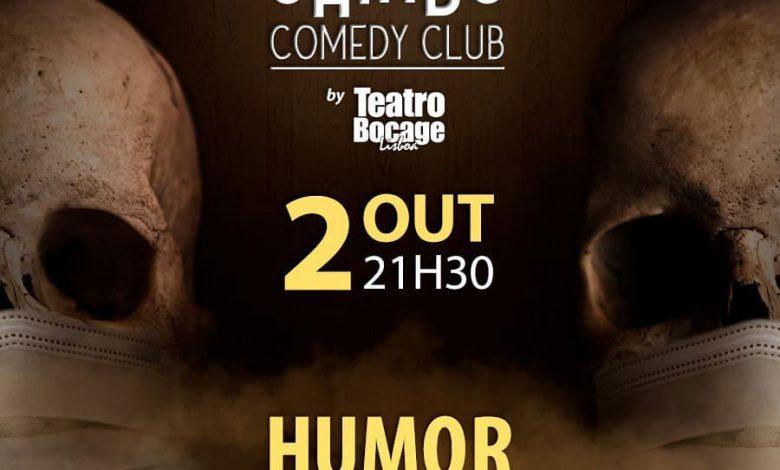 Photo of Dark Humor | Chiado Comedy Club
