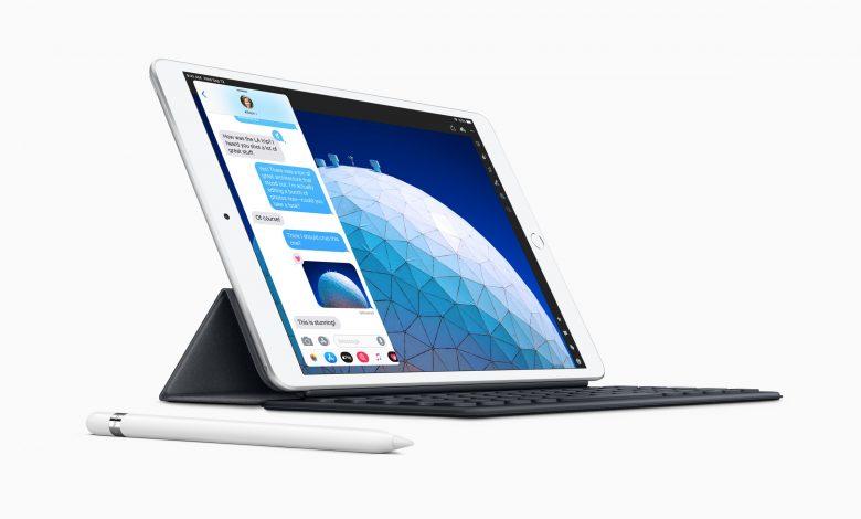 Photo of New iPad Air arrives next week