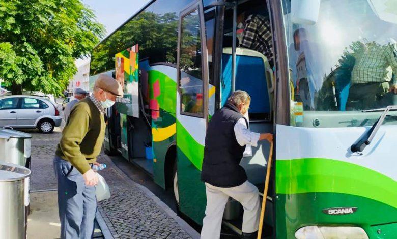"""Photo of São Brás de Alportel resumes safe transportation service """"Vir à Vila"""""""