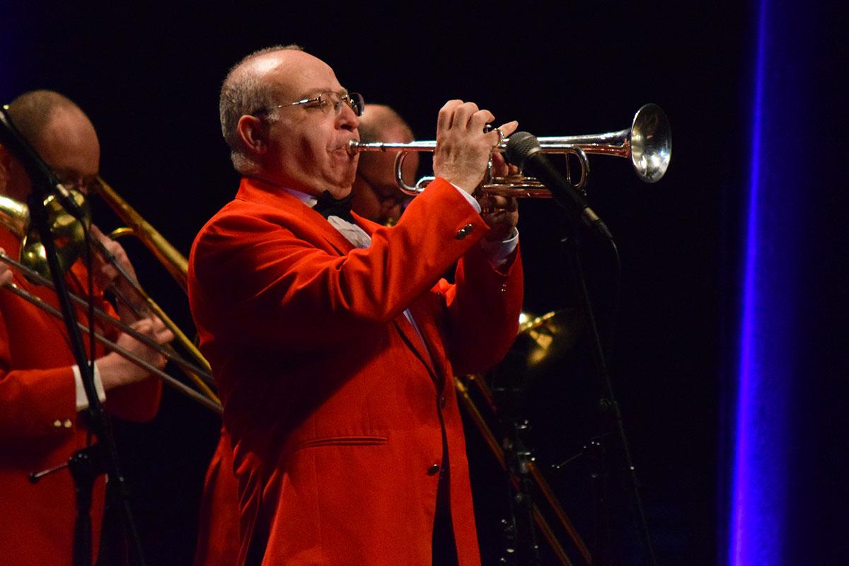 Glenn Miller OrquestraCCB LisbonPhotos Luís Mirra Serrãoportugalnews 010